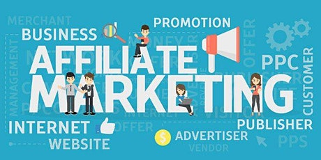 Learn Affiliate Marketing - Online Event tickets