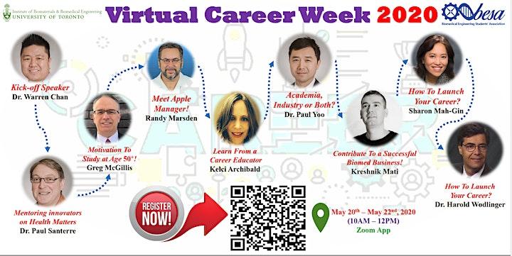 Virtual Career Week presented by BESA image