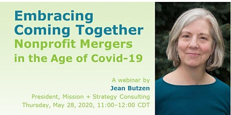 Embracing Coming Together: Nonprofit Mergers in the Age of Covid-19 tickets