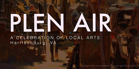Plen Air - Celebrate Local Arts tickets