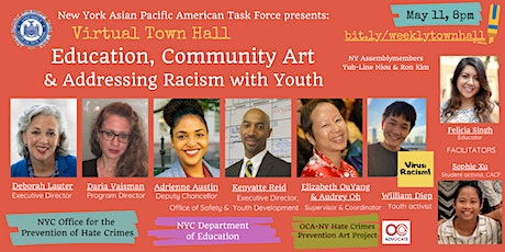 Asian Pacific American Solidarity: Weekly Virtual Town Hall tickets