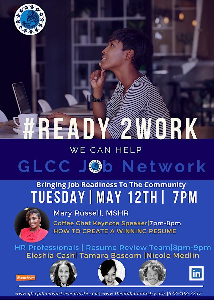 #Ready 2 Work image