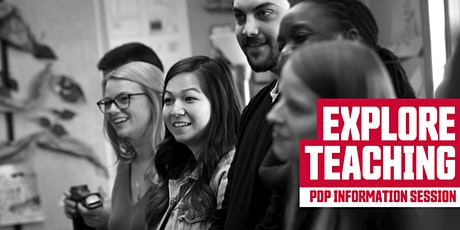 Information Session: Professional Development Program (PDP) - May 29th tickets