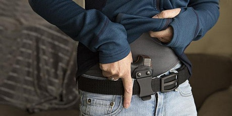 Draw from Holster Intermediate Carry Class tickets