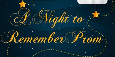 A Night to Remember Prom tickets
