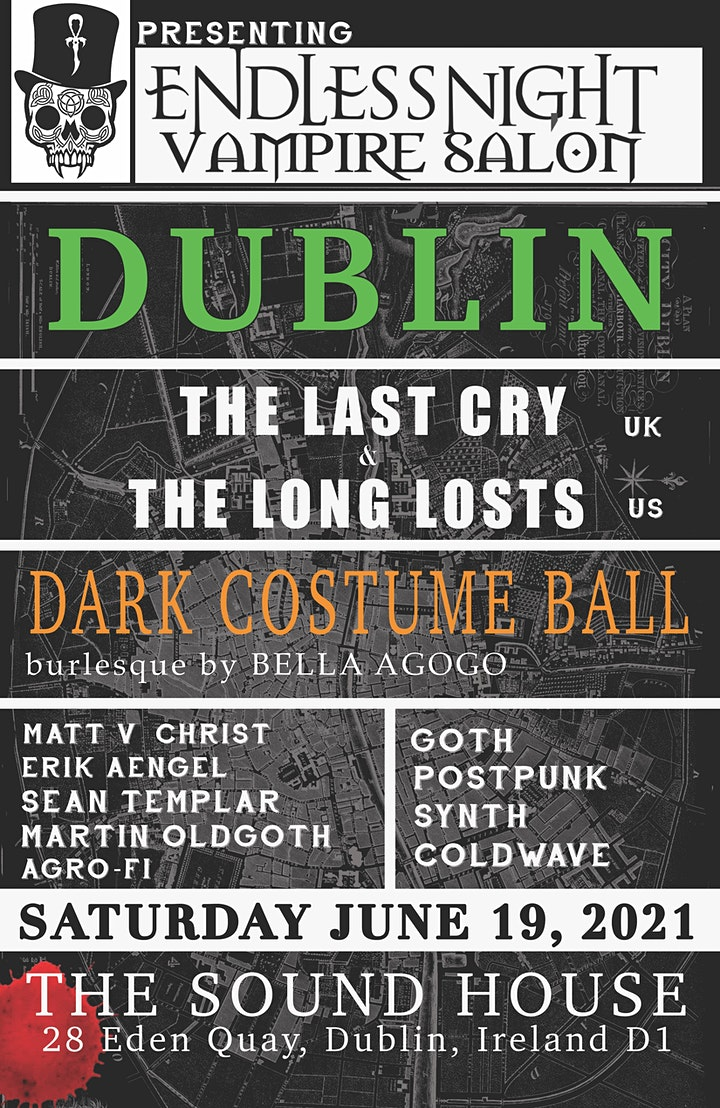 Endless Night: Dublin Vampire Salon 2020 image