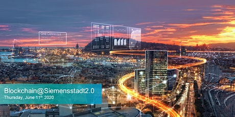 Virtual Blockchain@Siemensstadt2.0 Meet-up tickets