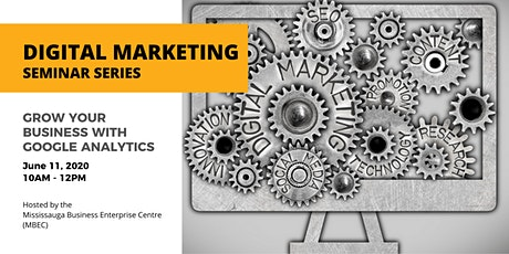 Grow Your Business with Google Analytics tickets