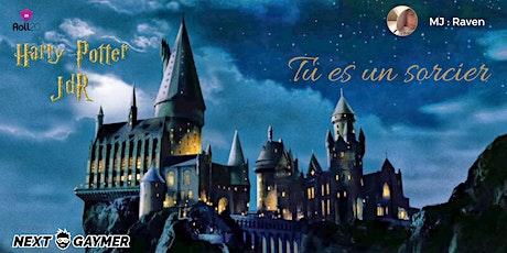 Tu es un sorcier - Harry Potter JDR - par Raven billets