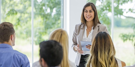 HOW TO DELIVER COMPELLING PRESENTATIONS WITH CONFIDENCE AND EASE tickets