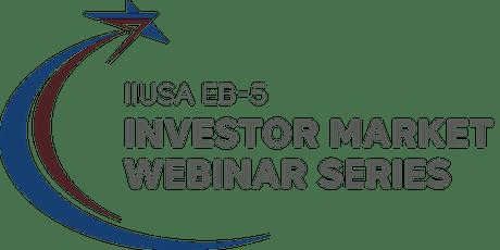 IIUSA EB-5 Investor Market Webinar Series: South Africa  tickets