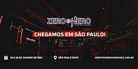 Zero To Hero Experience 2021 ingressos