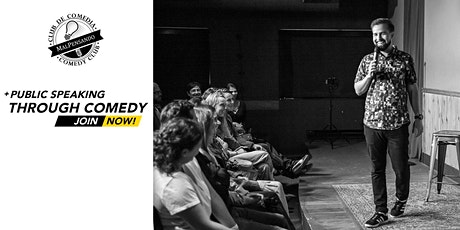 Workshop | Speaking With Confidence (through Comedy) tickets