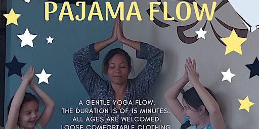 Pajama Flow: Family-Friendly Yoga