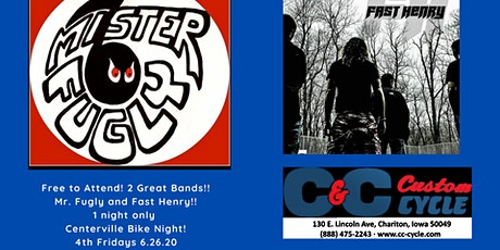 Centerville Bike Night tickets