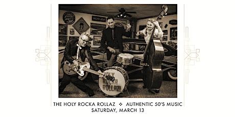 The Holy Rocka Rollaz tickets