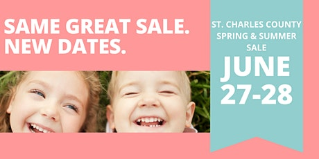 Just Between Friends St. Charles County Spring/Summer Sale June 27-28th tickets