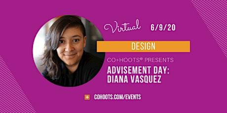 Advisement Sessions: Design & Skills Development tickets