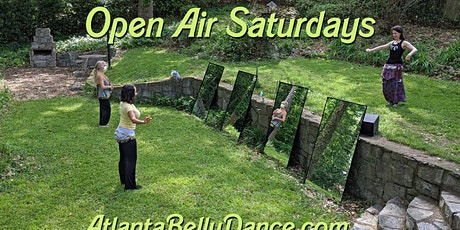 GetFIT Belly Dance - Streaming & also Open Air tickets