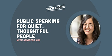 *Webinar* Public Speaking for Quiet, Thoughtful People tickets