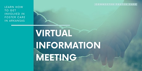 Virtual Information Meeting tickets