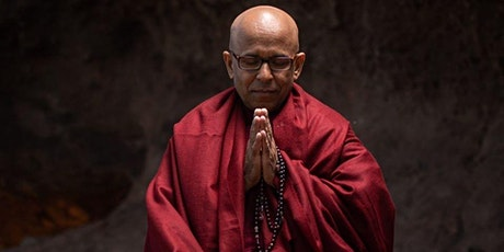 Virtual Introduction to Meditation with Bhante Sujatha tickets