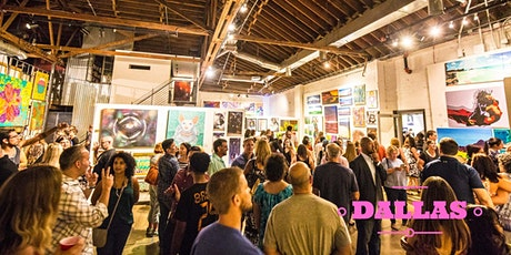CHOCOLATE AND ART SHOW DALLAS - 10 YEAR ANNIVERSARY - AUGUST 13 -14, 2020 tickets