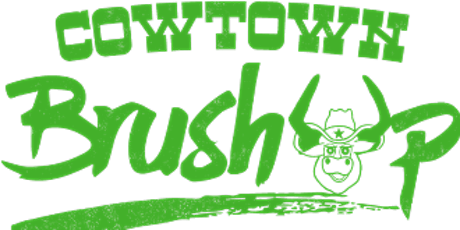 Cowtown Brush Up with Trinity Habitat for Humanity tickets