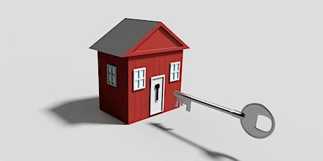 Virtual Real Estate Investor Workshop - LIVE tickets