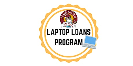 Summer Laptop Loans Program Pick-Up Appointments tickets