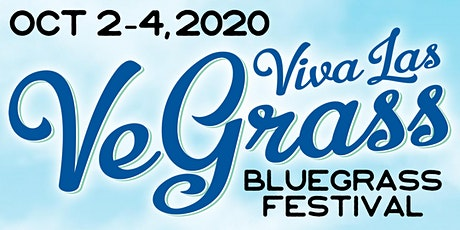 """Viva Las VeGrass"" Bluegrass Festival 2020 tickets"