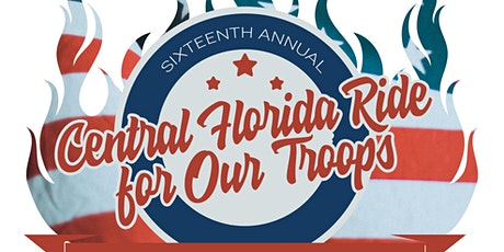 Central Florida Ride for Our Troops tickets