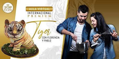 Demo Online PREMIUM: TIGER con FLORENCIA Y PABLO entradas