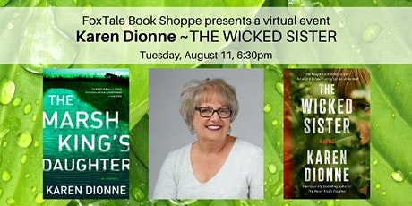 Virtual: Karen Dionne, The Wicked Sister tickets
