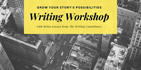 Writing Immersion Workshop tickets