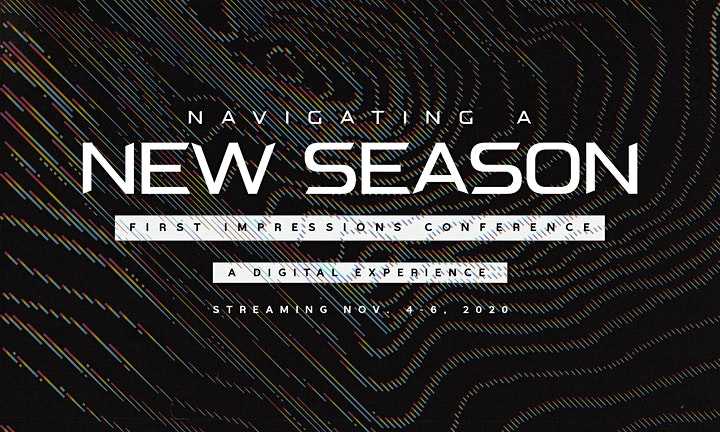 First Impressions Conference 2020 (ONLINE) image