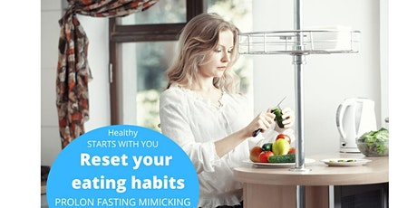 Fasting Mimicking Diet with Prolon tickets