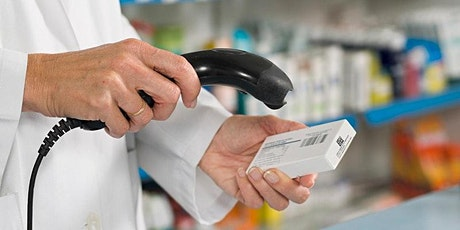 Identification & Barcodes for Healthcare – Online JULY tickets