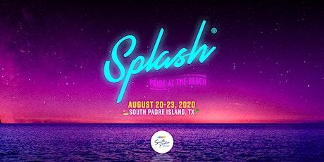 Splash South Padre Island 2020 tickets