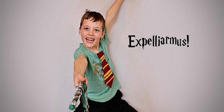 Hogwarts Express: Kids Art Summer Camp (Online) tickets