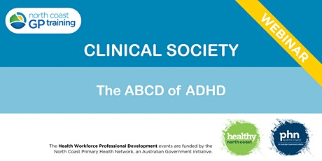 The ABCD of ADHD tickets