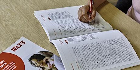 IELTS Academic Masterclass @ RMIT English Worldwide (Online) biglietti