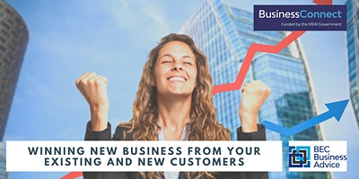 Winning new business from your existing and new customers