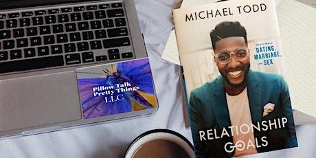 Books Not Bruises Virtual Book Study: Relationship Goals tickets