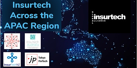 Insurtech Across the APAC Region tickets