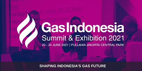 Gas Indonesia Summit & Exhibition 2021 tickets