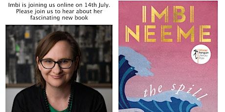 Imbi Neeme - The Spill tickets