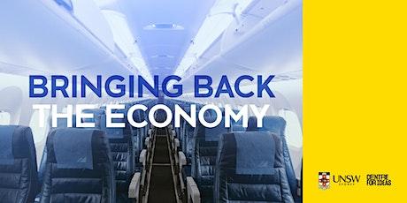 Bringing Back the Economy tickets