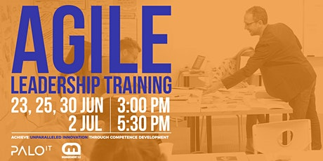 Certified Agile Leadership Training - Jun. | Jul. 2019 tickets