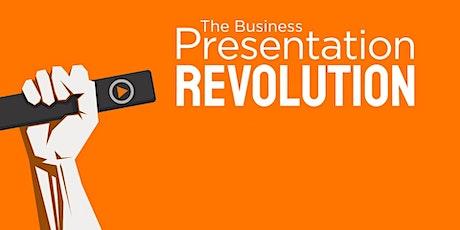 Révolutionnez vos présentations ! - formation en ligne (1 jour) - 300 euros HT billets